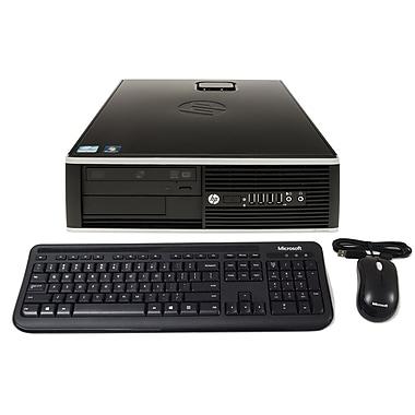 HP Compaq (Elite 8100) Refurbished PC, 3.20 GHz Intel® Core i5-650, 6G DDR3 RAM, 1 TB HDD, English