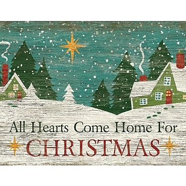 Lang Christmas Heart Boxed Christmas Cards, 1 Design, 18 Cards/Box