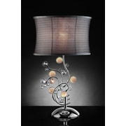 OK Lighting Enigma 30'' Table Lamp
