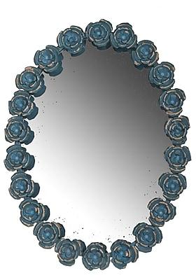 A&B Home Rosa Wall Mirror
