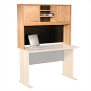 Rush Furniture Modular 36'' H x 48'' W Panel Desk Hutch