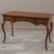 Home Loft Concepts Victorian 3 Drawer Writing Desk
