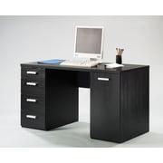 Tvilum Whitman Plus Computer Desk; Black
