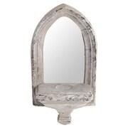 A&B Home Gothic Wall Mirror