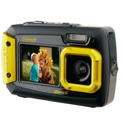 Coleman Duo2 2v9wp 20 MP Digital Camera, Yellow