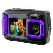 Coleman Duo2 2v9wp 20 MP Digital Camera, Purple