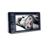 Boss  320 W Double-Din In-Dash Touchscreen DVD/CD/MP3 Receiver with Bluetooth & iPod Control (bv9372bi)