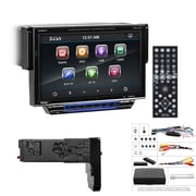 Boss  BV8972 Single-Din Car DVD Player, 7""