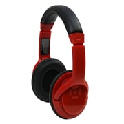 Craig CBH508 Bluetooth Stereo Headset, Red