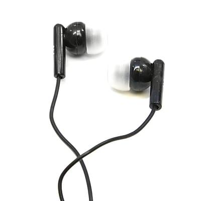 Nutek EP 102 Stereo Earbuds Black