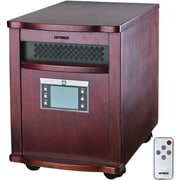 Optimus 1500 W Quartz Infrared Heater, Brown (h-8010)