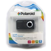 Polaroid A300 caa-300tc 3 MP Compact Digital Camera, 38.4 mm, Silver