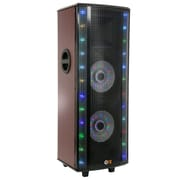 QFX  SBX-721000BTL Bluetooth Hi-Fi Tower Speaker, Black