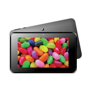 """Supersonic sc-777 7"""" Touchscreen Tablet with Quad Core, 8GB, Android 4.2, Black"""