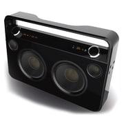 Supersonic  IQ Sound  SC-1000BT Boombox Style Bluetooth Portable Speaker, Black