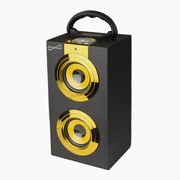 Supersonic  SC-1321 Portable Speaker, Gold