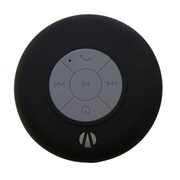 vivitar  V42BTWS Waterproof Bluetooth Shower Speaker, Black