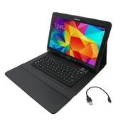"""Mgear Bluetooth Keyboard Case for 10.1"""" Galaxy Tab 4 T530"""