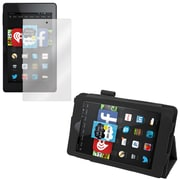 Mgear Screen Protector and Folio for Kindle Fire HD 6 (91567)