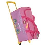 Mercury Luggage Going to Grandma's Children's Duffel Bag; Pink