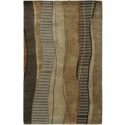 Surya Mugal Cocoa Area Rug; 5' x 8'