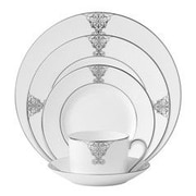 Vera Wang Imperial Scroll 5 Piece Place Setting