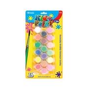 Bazic 18 Color Kid's Paint Set; Case of 24