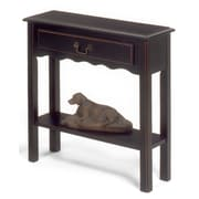 Wildon Home   Console Table; Black