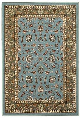 Rugnur Hammam Floral Doormat; 1'6'' x 2'7'' WYF078277872625