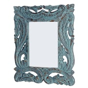 Foreign Affairs Home Decor Safari Pietra Mirror
