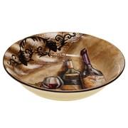 Certified International Tuscan View Serving Pasta Bowl