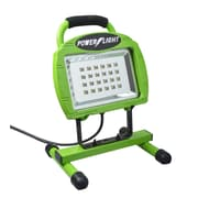 Coleman Cable Designers Edge Eco-Zone 24 LED High Powe Portable Work Light