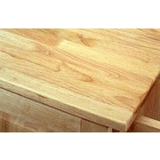 Home Styles Create-a-Cart Kitchen Cart Top; Wood