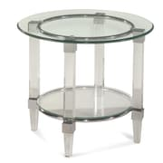 Bassett Mirror End Table