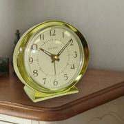 Westclox Big Ben Quartz Alarm Clock; Gold