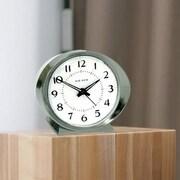 Westclox Big Ben Quartz Alarm Clock; White