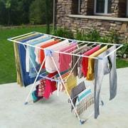 Bonita Geant Clothes Drying Rack; Blue