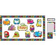 Carson-Dellosa Monsters Bulletin Board Essentials Set (144200)