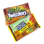 Jolly Rancher Assorted Hershey Non-Chocolate Fall Favorites Bundle 19.39oz (15314)