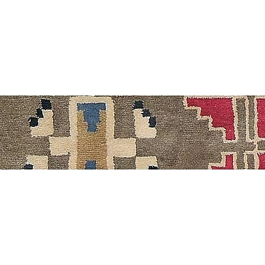 Capel Stairstep Area Rug; Round 8'