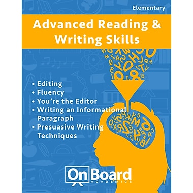 eBook: Advanced Reading and Writing Skills for Elementary Students , 5 Topics (PDF version)