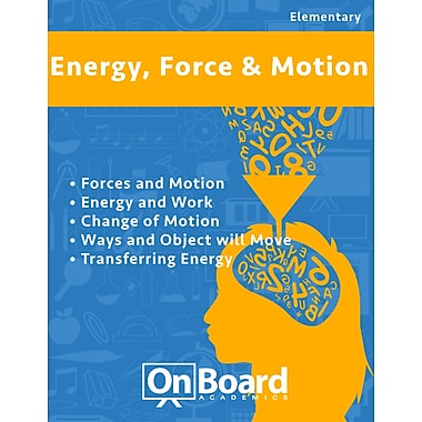 eBook: Energy, Force and Motion for Elementary Students , 5 Topics (PDF version, 1-User Download), ISBN 9781630960469