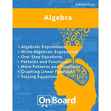 eBook: Algebra for Elementary Students, Grades 4-6 , 7 Topics (PDF version, 1-User Download), ISBN 9781630960797