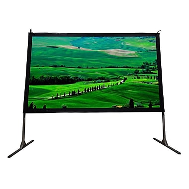 EluneVision Movie Master Easy Fold Outdoor Screen, 16:9, 144