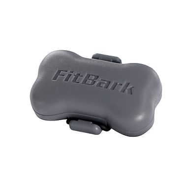 FitBark Wireless Dog Activity Monitor, Cool Grey