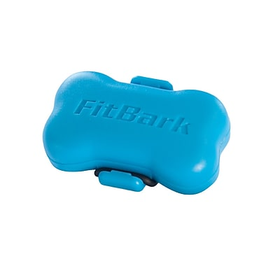 FitBark Wireless Dog Activity Monitor, Light Blue