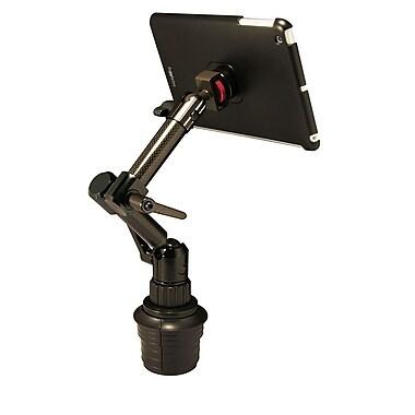 Joy Factory MME208 MagConnect Carbon Fiber Cup Holder Mount for iPad mini 3, iPad mini 2 & iPad mini