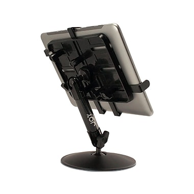The Joy Factory – Support universel MNU111 de tablette 7 à 12 po en fibre de carbone pour bureau, jusqu'à 0,65 po d'épaisseur