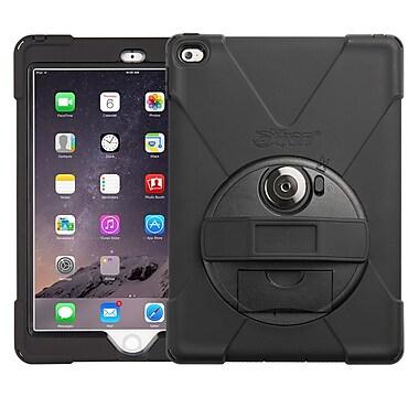 The Joy Factory – Étui aXtion Bold série MP CWA217B, compatible avec Touch ID pour l'iPad Air 2, noir/noir