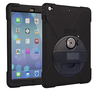 The Joy Factory CWA206MP aXtion Bold MP-Series, Rugged Water-Resistant Case for iPad Air, Black